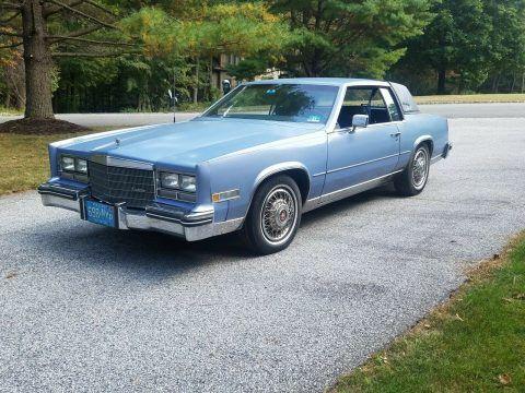 1984 Cadillac Eldorado na prodej