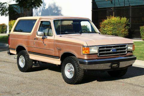 1989 Ford Bronco na prodej
