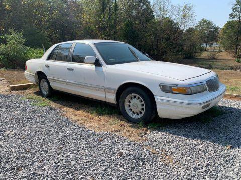1997 Mercury Grand Marquis na prodej