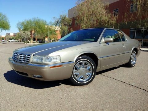 2002 Cadillac Eldorado na prodej