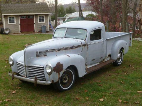 1940 Hudson Pickup na prodej