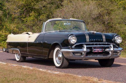 1955 Pontiac Star Chief Convertible na prodej