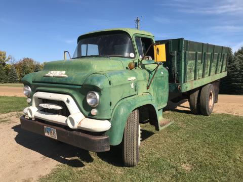 1957 GMC COE na prodej