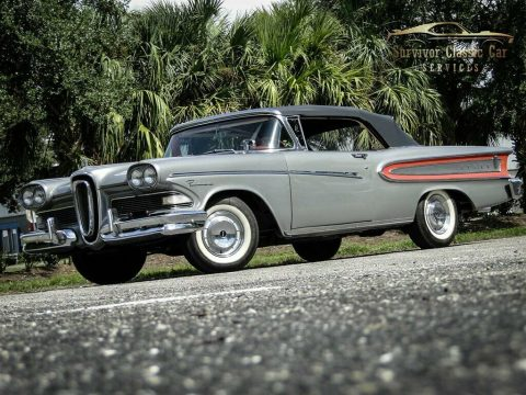 1958 Edsel Pacer Convertible na prodej