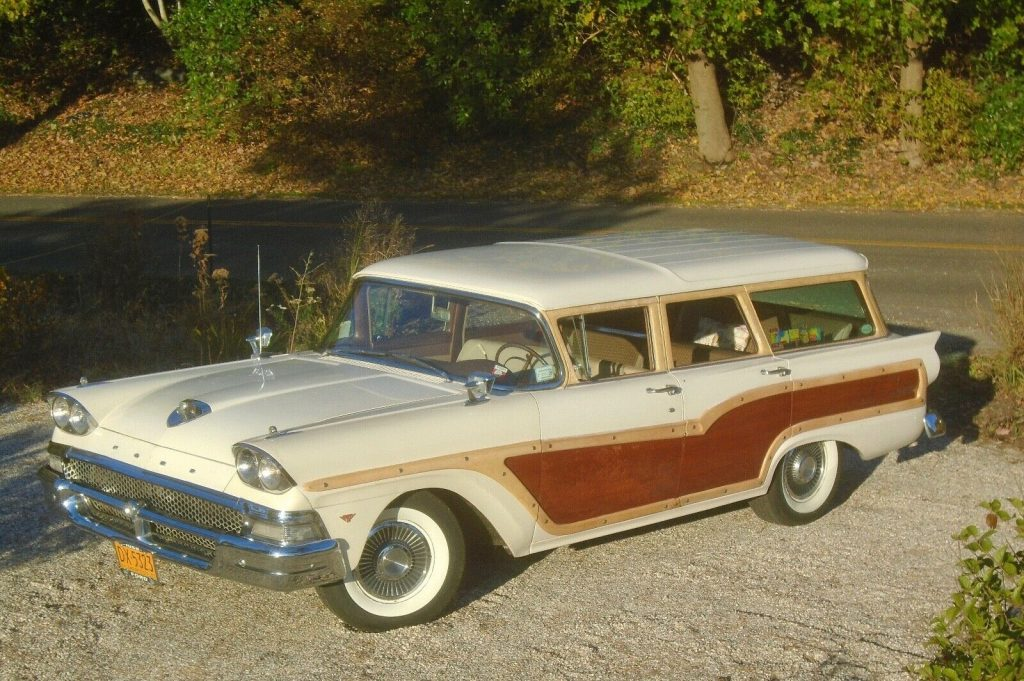 1958 Ford Country Squire Wagon