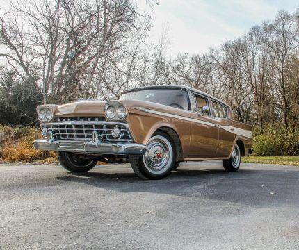 1959 AMC Rambler Custom Sedan na prodej