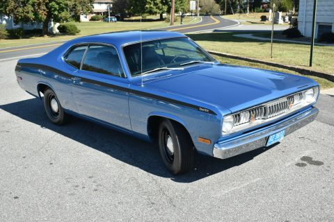 1972 Plymouth Duster na prodej