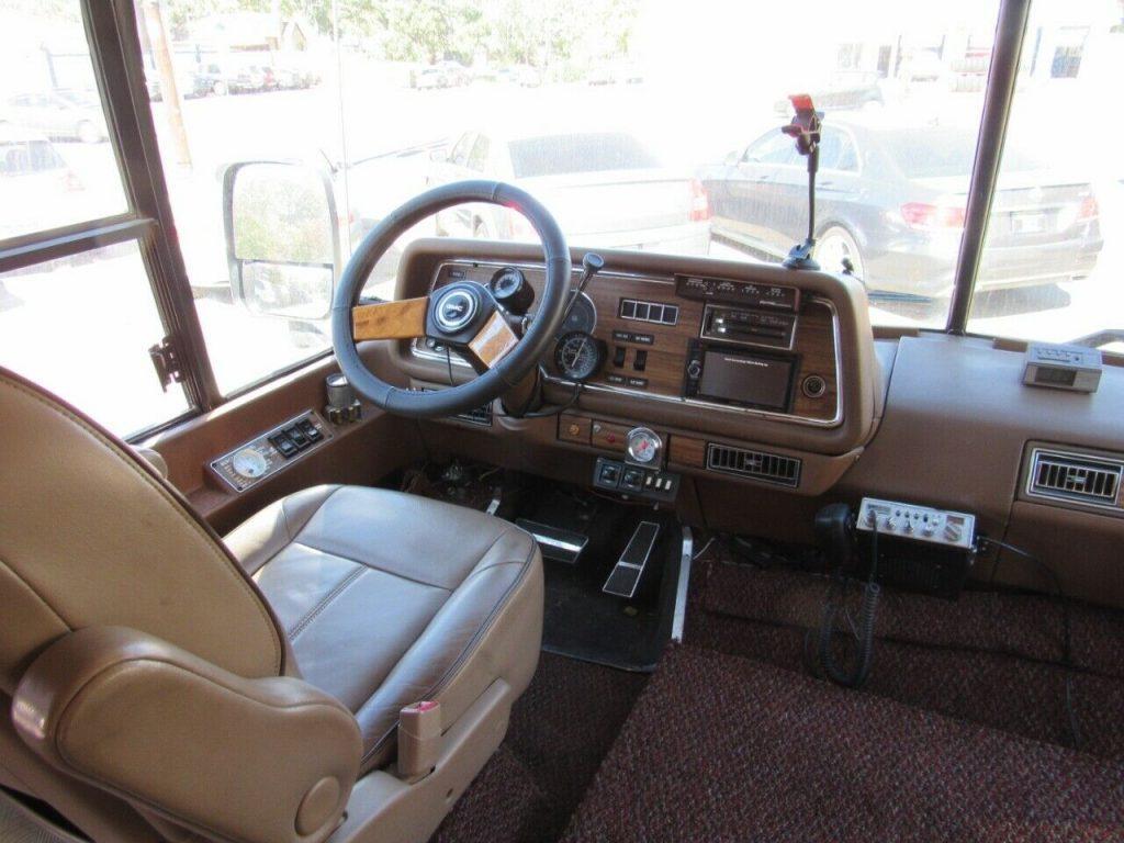 1978 GMC Motorhome