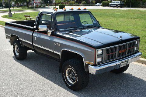 1987 GMC Sierra 1500 na prodej