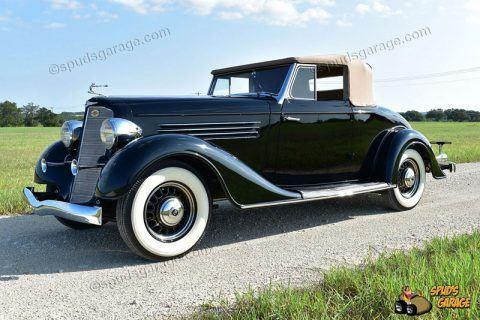 1935 Buick Model 35-56C na prodej