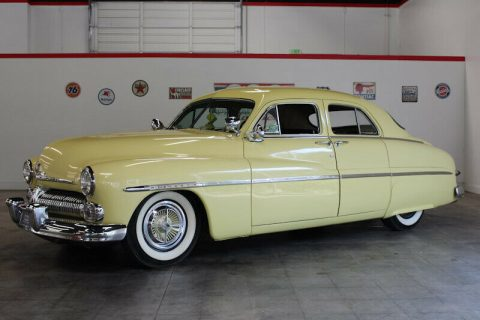 1950 Mercury Sedan na prodej