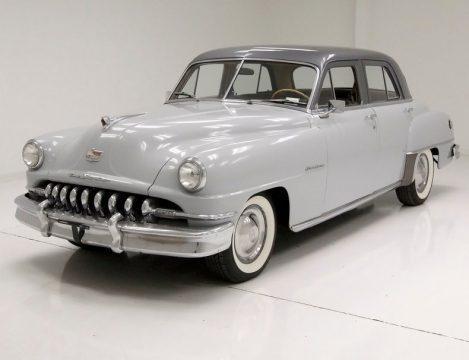 1951 DeSoto Custom na prodej