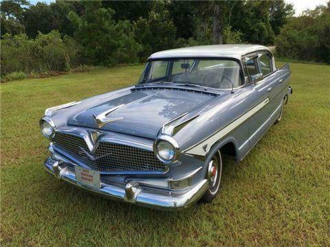 1957 Hudson Hornet na prodej