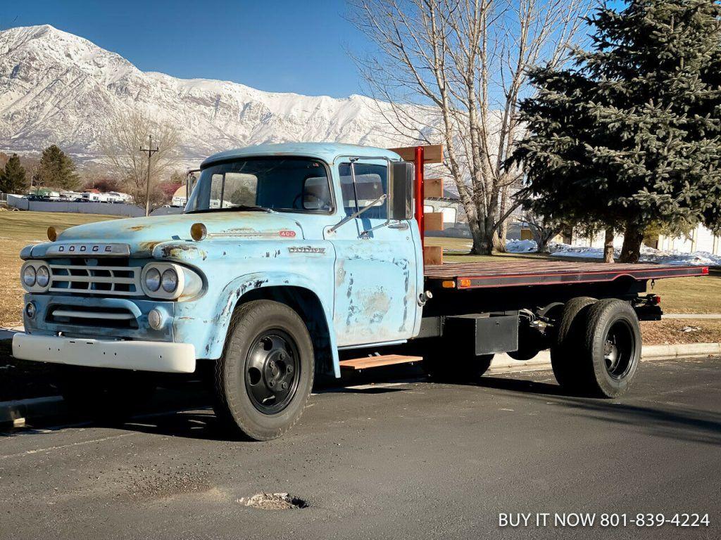 1959 Dodge D400