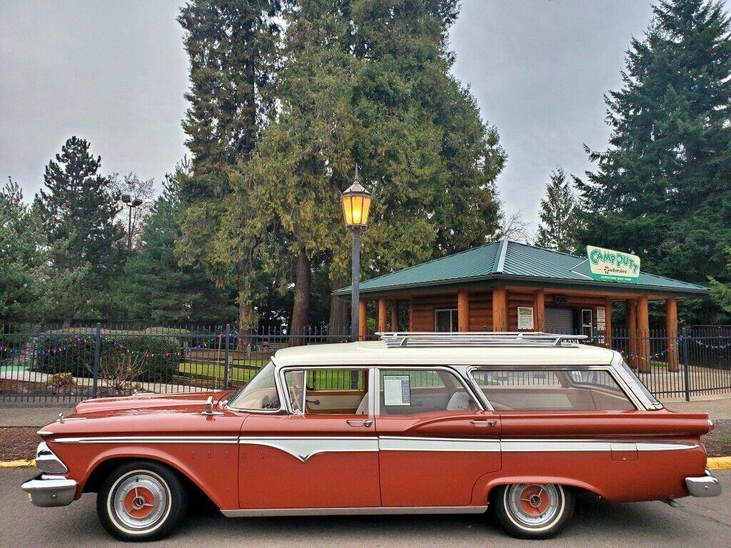 1959 Edsel Villager