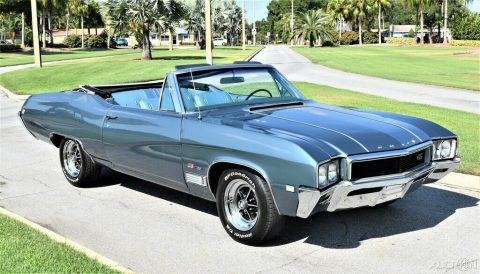 1968 Buick GS Convertible na prodej