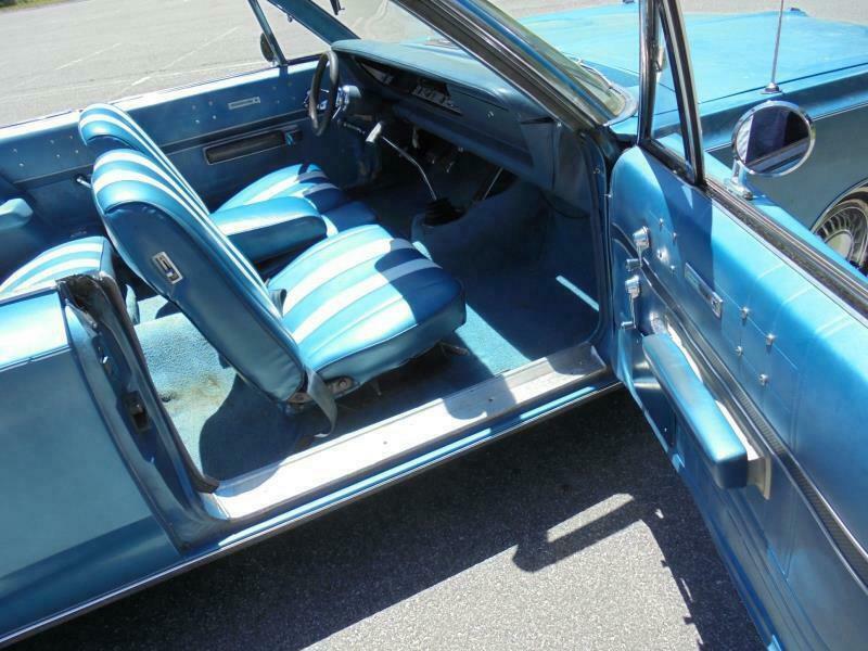1968 Plymouth Fury