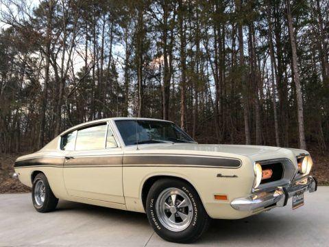 1969 Plymouth Barracuda na prodej