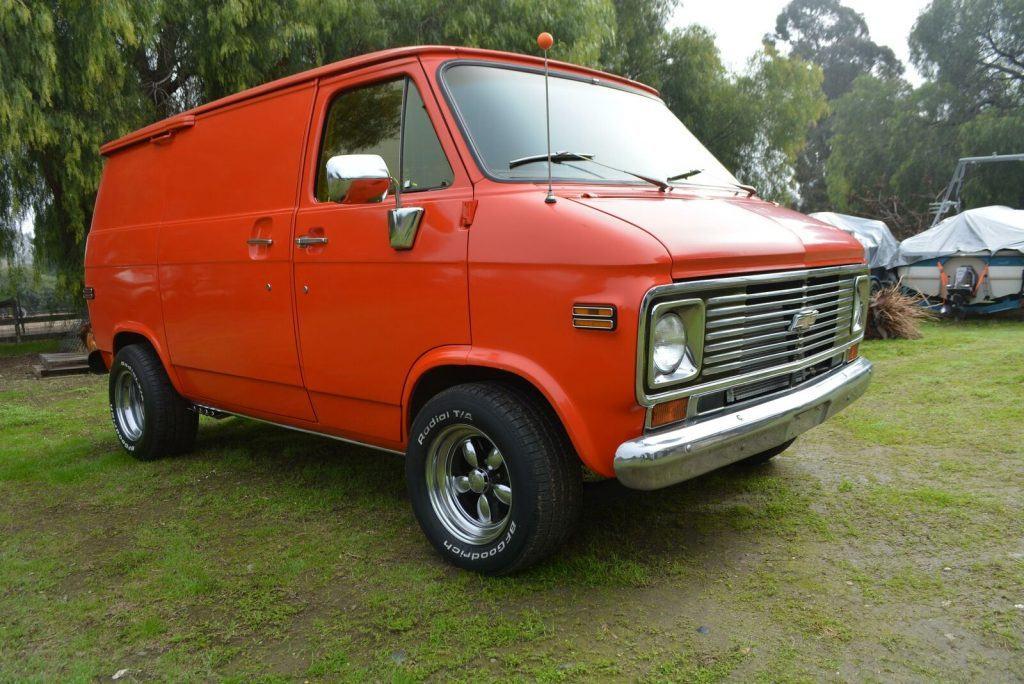 1974 Chevrolet G10