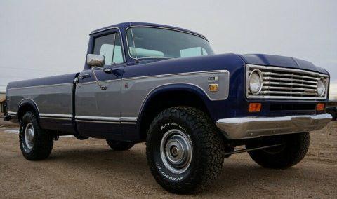 1975 International Harvester 150 na prodej