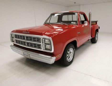 1979 Dodge Lil' Red Express na prodej