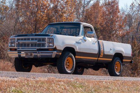 1979 Dodge Power Wagon na prodej