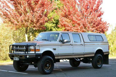 1997 Ford F-350 na prodej