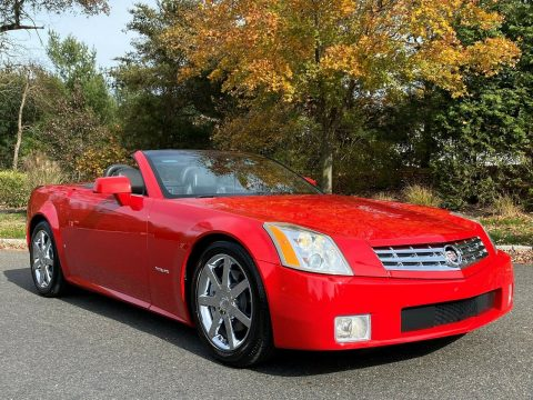 2007 Cadillac XLR na prodej
