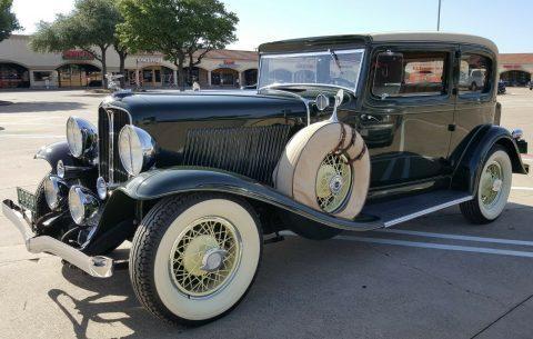 1932 Auburn Brougham na prodej