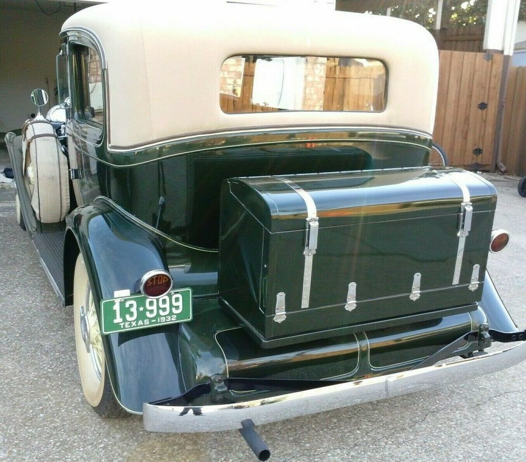 1932 Auburn Brougham