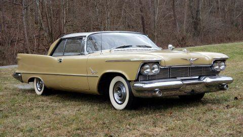 1958 Imperial Southampton na prodej