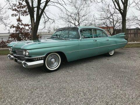 1959 Cadillac Series 62 Sedan na prodej