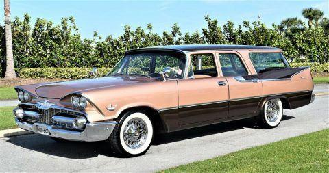 1959 Dodge Custom Royal Sierra STW na prodej