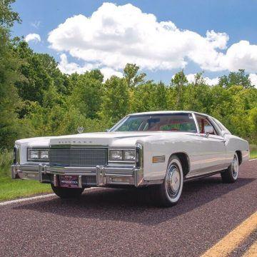 1977 Cadillac Eldorado Biarritz na prodej