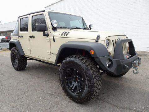 2011 Jeep Wrangler na prodej