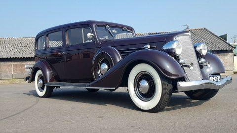 1934 Buick Model 33 Series 90L na prodej