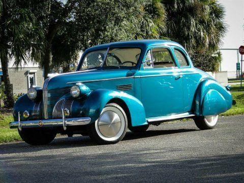 1939 Pontiac Business Coupe na prodej