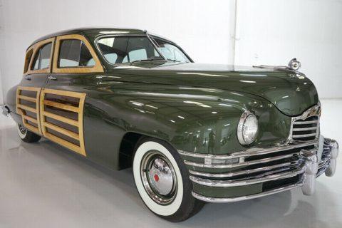 1948 Packard Standard Eight na prodej