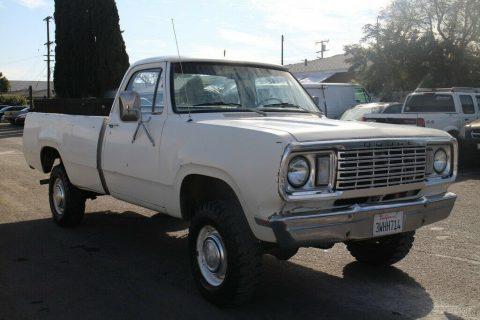 1977 Dodge W150 na prodej