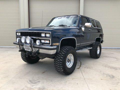 1990 Chevrolet Blazer na prodej