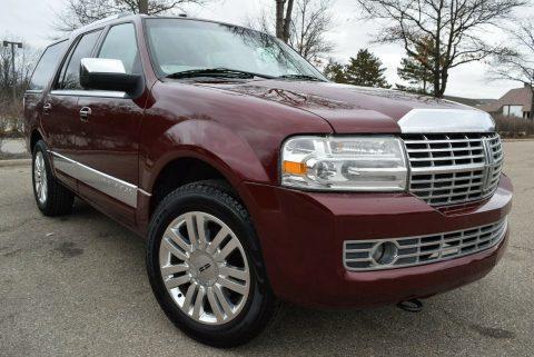 2012 Lincoln Navigator na prodej