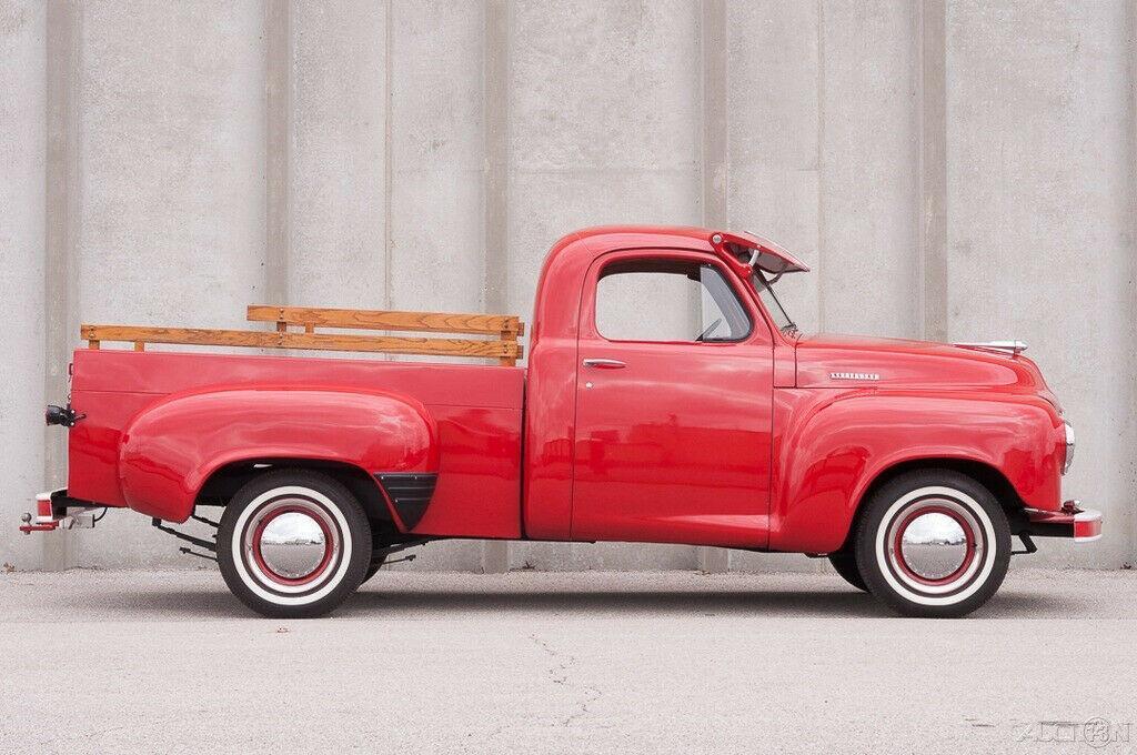 1949 Studebaker 2R5 Pickup