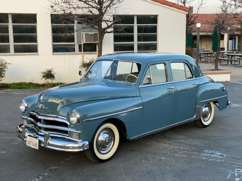 1950 Plymouth Special Deluxe na prodej