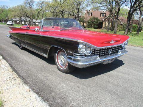 1959 Buick Invicta Convertible na prodej