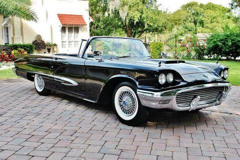 1959 Ford Thunderbird na prodej