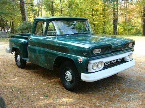 1961 GMC Pickup na prodej