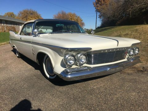 1961 Imperial Crown Convertible na prodej