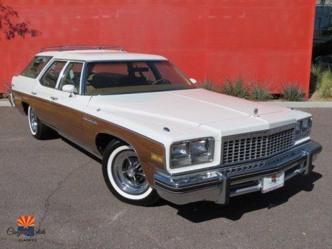 1976 Buick Estate Wagon na prodej