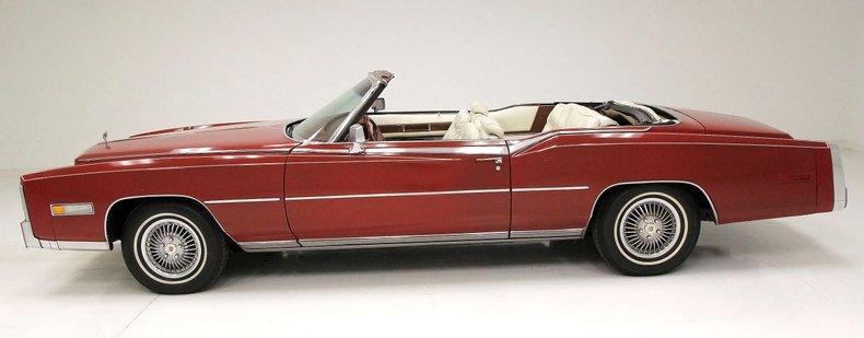 1978 Cadillac Eldorado Biarritz Convertible