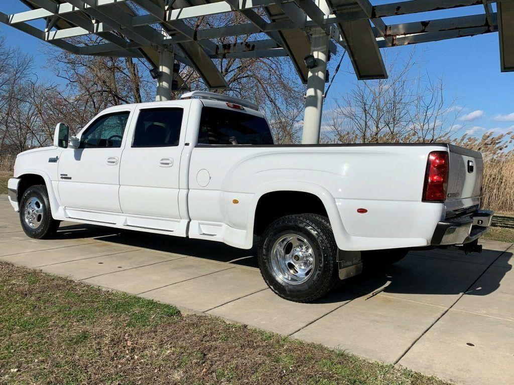 2007 Chevrolet Silverado 3500